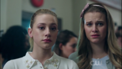Season 1 Episode 13 The Sweet Hereafter Polly and Betty