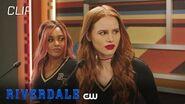Riverdale S4 E11 High School On RIVW's Quiz Show Scene The CW