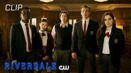Riverdale Season 4 Episode 13 Jughead Is Accused Of Plagiarism Scene The CW