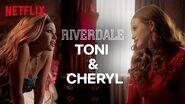 Cheryl and Toni's Love Story Riverdale Netflix
