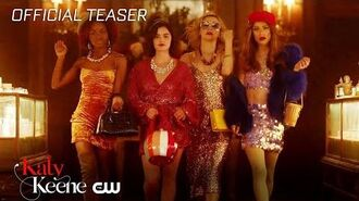 Katy Keene First Look Teaser The CW