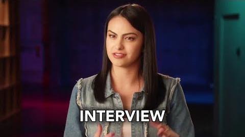 "Riverdale ""Camila Mendes' Favorite Season 1 Scene"" Interview (HD)"