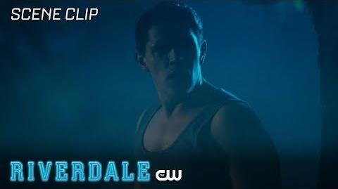 Riverdale Season 2 Ep 3 Kevin Goes Through The Woods Alone The CW