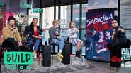 "Kiernan Shipka, Ross Lynch, Gavin Leatherwood & Jaz Sinclair On Season 2 Of ""Chilling Adventures of"