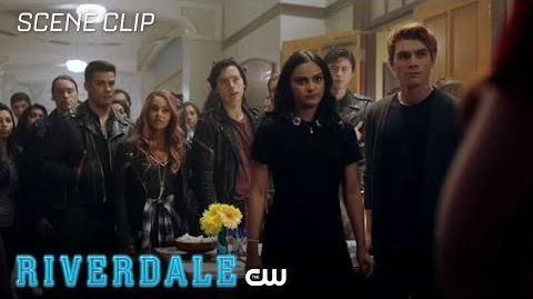 Riverdale Season 2 Ep 10 Cheryl vs