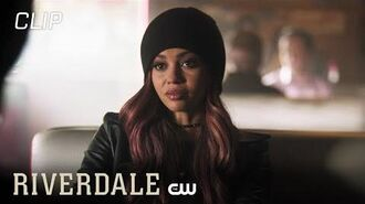 Riverdale Jug And Toni Talk Allegiances Season 3 Episode 13 Scene The CW