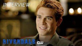 Riverdale Riverdale Cast Interview Biggest Flirt The CW