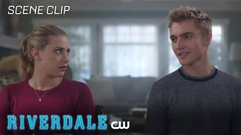 Riverdale Season 2 Ep 11 Cooper Family Dinner The CW
