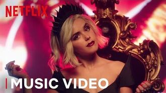 Chilling Adventures of Sabrina Straight to Hell Music Video Trailer Netflix