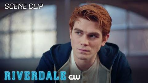 Riverdale Chapter Twenty-Six Scene The CW