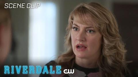 Riverdale Season 2 Ep 13 Betty and Alice Argue About Chic The CW