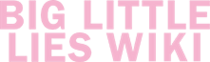 Big Little Lies Wordmark