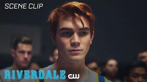 Riverdale Chapter Twenty-Four Scene The CW