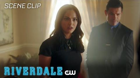 Riverdale Season 2 Ep 4 Veronica Is Done Dating Archie Andrews The CW