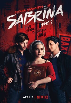 Chilling Adventures of Sabrina Season 2 Official Poster
