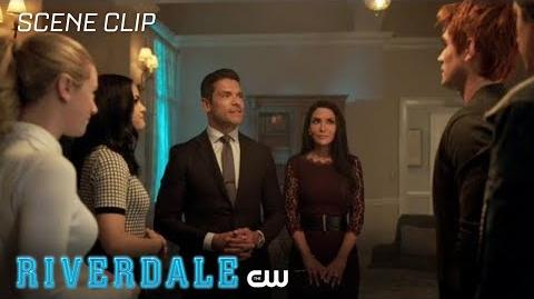 Riverdale Season 2 Ep 3 Hiram Meets The Gang The CW