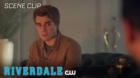 Riverdale Season 2 Ep 12 Hiram Invites Archie to Poker Night The CW
