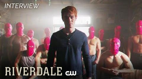 Riverdale KJ Apa Interview A Different Beast The CW