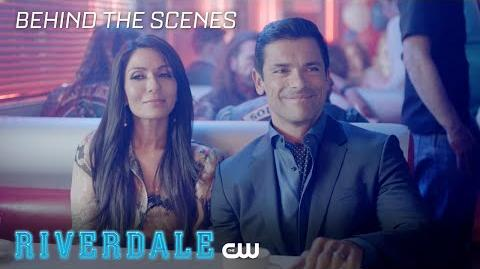 Riverdale Hiram Changes Everything The CW