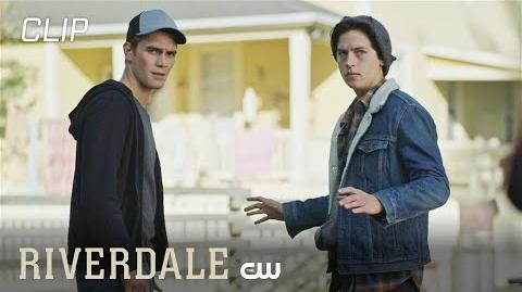 Riverdale Season 3 Ep 7 Scene 2 Chapter Forty-Two The Man In Black The CW