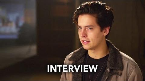 Riverdale (The CW) Cole Sprouse Interview HD