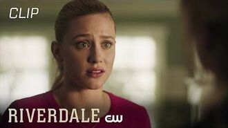 Riverdale Alice Lets The Sisters Stay Season 3 Episode 9 Scene The CW