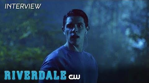 Riverdale Casey Cott Interview A Darker Season The CW