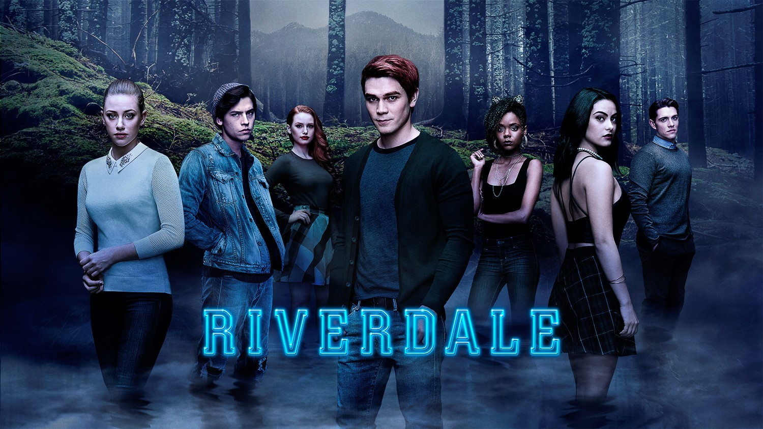 A subversive take on Archie and his friends exploring small town life the darkness and weirdness bubbling beneath Riverdales wholesome facade