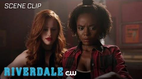 Riverdale Season 2 Ep 7 What's in the Black Hood's Box? The CW