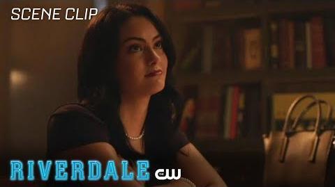 Riverdale Season 2 Ep 2 Veronica and Jughead Face a Dilemma The CW