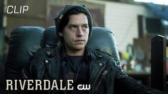 Riverdale Jughead Shares The New Serpent Code The CW