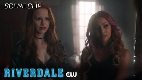 Riverdale Season 2 Ep 15 Toni Gets A Makeover The CW