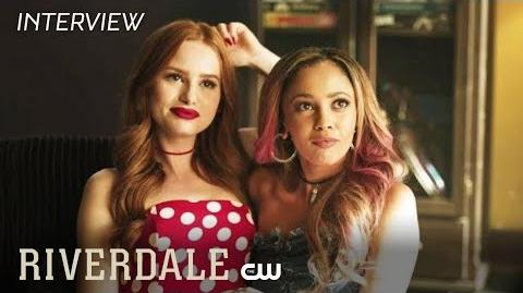 Riverdale Madelaine Petsch Interview Cheryl's Truth The CW