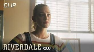 Riverdale Betty Gives A Word Of Warning Season 3 Episode 5 Scene The CW