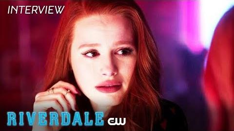 Riverdale Madelanie Petsch Interview Season 2 - Silent Tears The CW