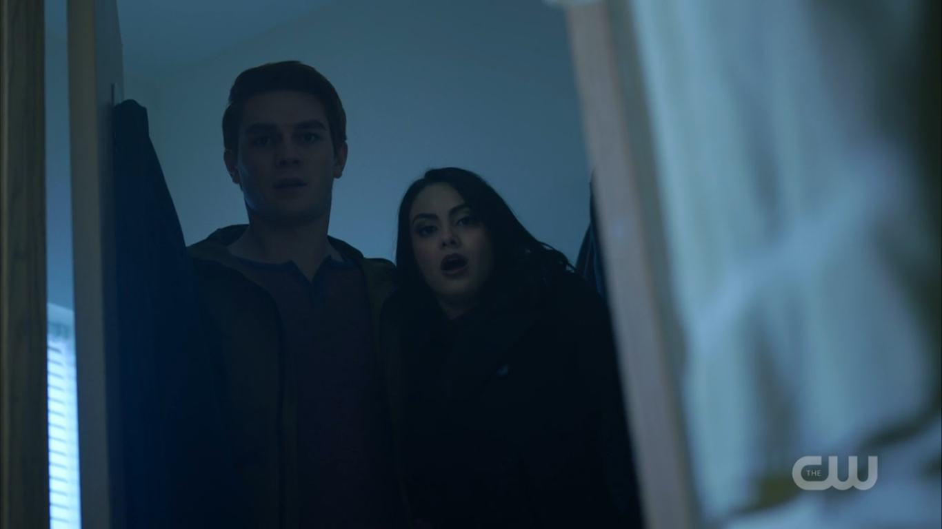 Image - Season 1 Episode 12 Anatomy of a Murder Veronica and Archie ...