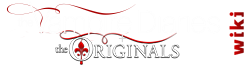 Vampire Diaries and The Originals Wordmark
