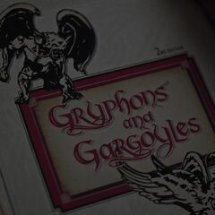 Gryphons And Gargoyles