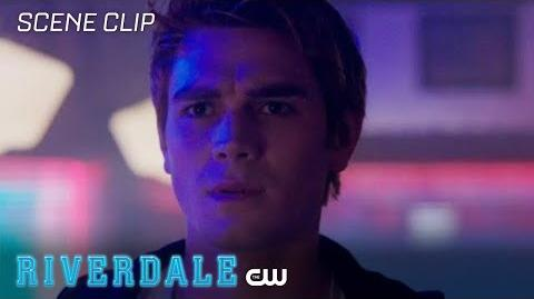 Riverdale Season 2 Ep 7 The Black Hood Calls The CW