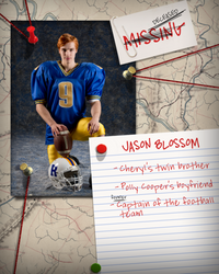 Murder Board Victim - Jason Blossom
