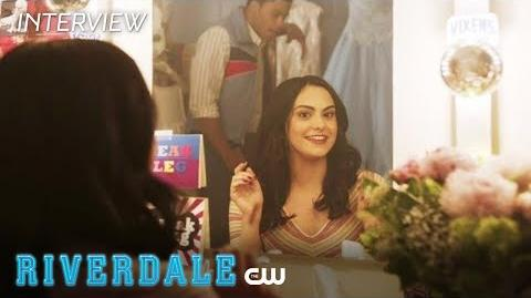 Riverdale Camila Mendes Interview Season 2 - Musical Memories The CW