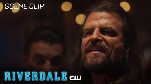 Riverdale Season 2 Ep 12 Jughead Questions Tall Boy The CW