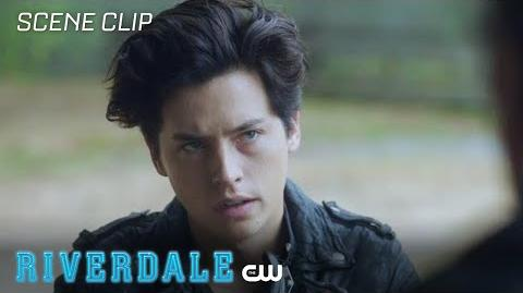 Riverdale Season 2 Ep 8 Jughead Asks For FP's Blessing The CW