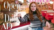 On Riverdale's Set With Madelaine Petsch Open Door Architectural Digest