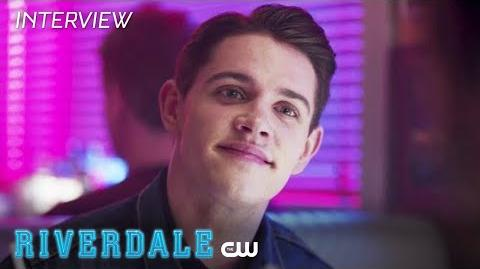 Riverdale Casey Cott Interview Kevin and Moose The CW