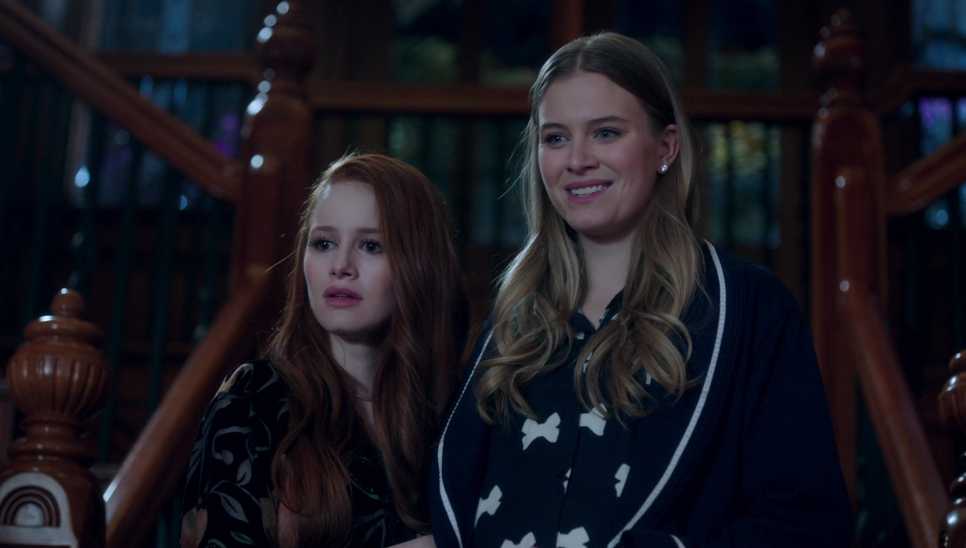 Cheryl And Polly Riverdale Wiki Fandom Powered By Wikia