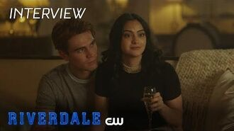 Riverdale Camilla Mendes - Senior Year Anxiety The CW