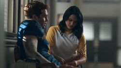 Season 1 Episode 5 Heart of Darkness Archie Veronica 1