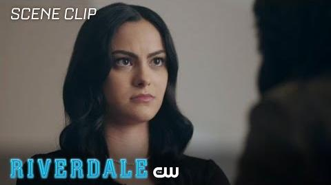 Riverdale Season 2 Ep 6 Veronica Tells Her Parents About Nick St
