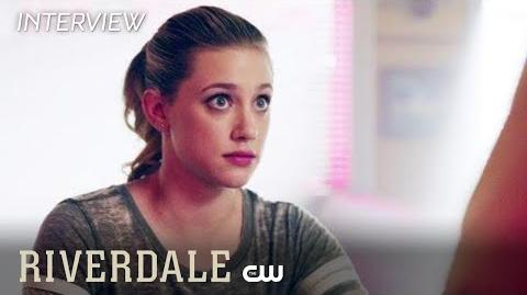 Riverdale Lili Reinhart Interview Bigger And Better The CW
